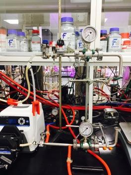 Pressurized filtration system